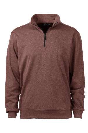 9438-BDI Men's 1/4 Zip Pullover