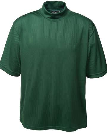 1012-DNP Men's Mock Turtle Tee
