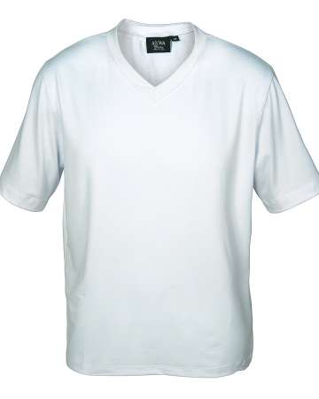 1057-SPJ Men's V-Neck Tee