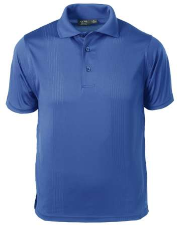 1354-MAP Men's Body Mapping Polo