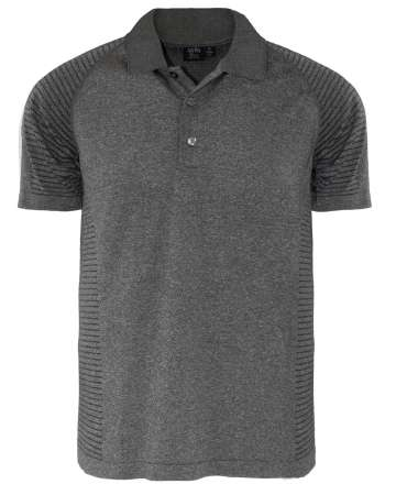 Made in USA Men's Body Mapping Polo