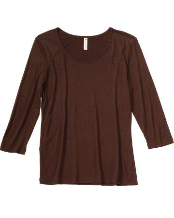 231-BJY Ladies' 3/4 Sleeve Tee
