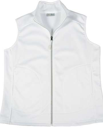 691-SSF Ladies Full Zip Soft Shell Vest
