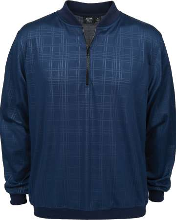 9412-MFE Men's 1/4 Zip Windshirt