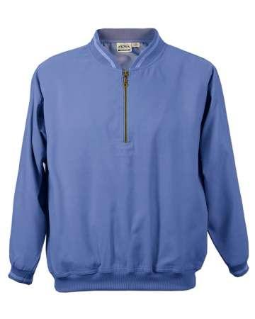 9413-MFI Microfiber Windshirt 1/4 zip