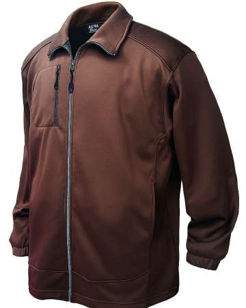 9680-SSF Mens Full Zip Jacket