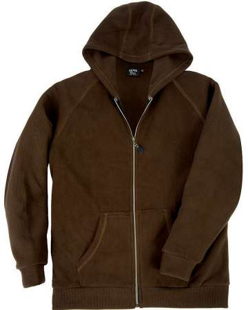 9746-CBF Mens Full Zip Hoodie Jacket