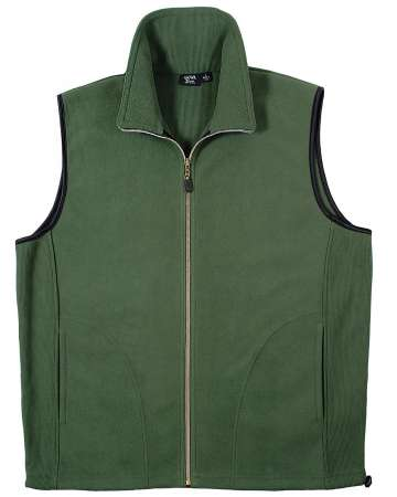 9789-CBF Men's Full Zip Vest