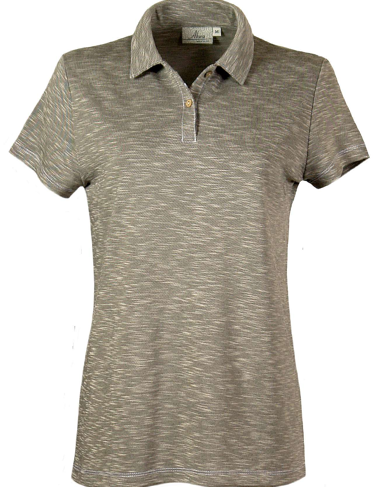 e31e13cd5aebf Grey Polo Shirt Ladies - Cotswold Hire