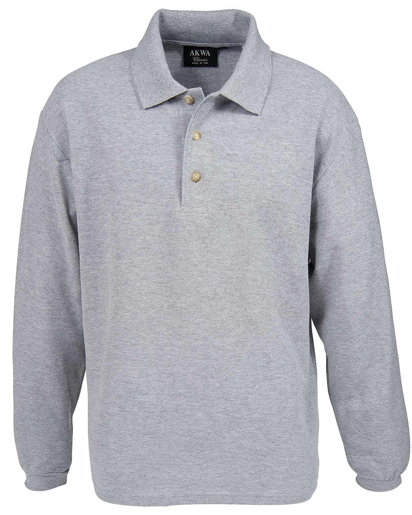 2019 brand casual spring striped long sleeve polo shirt ...   Men Polo Long Sleeve Dress