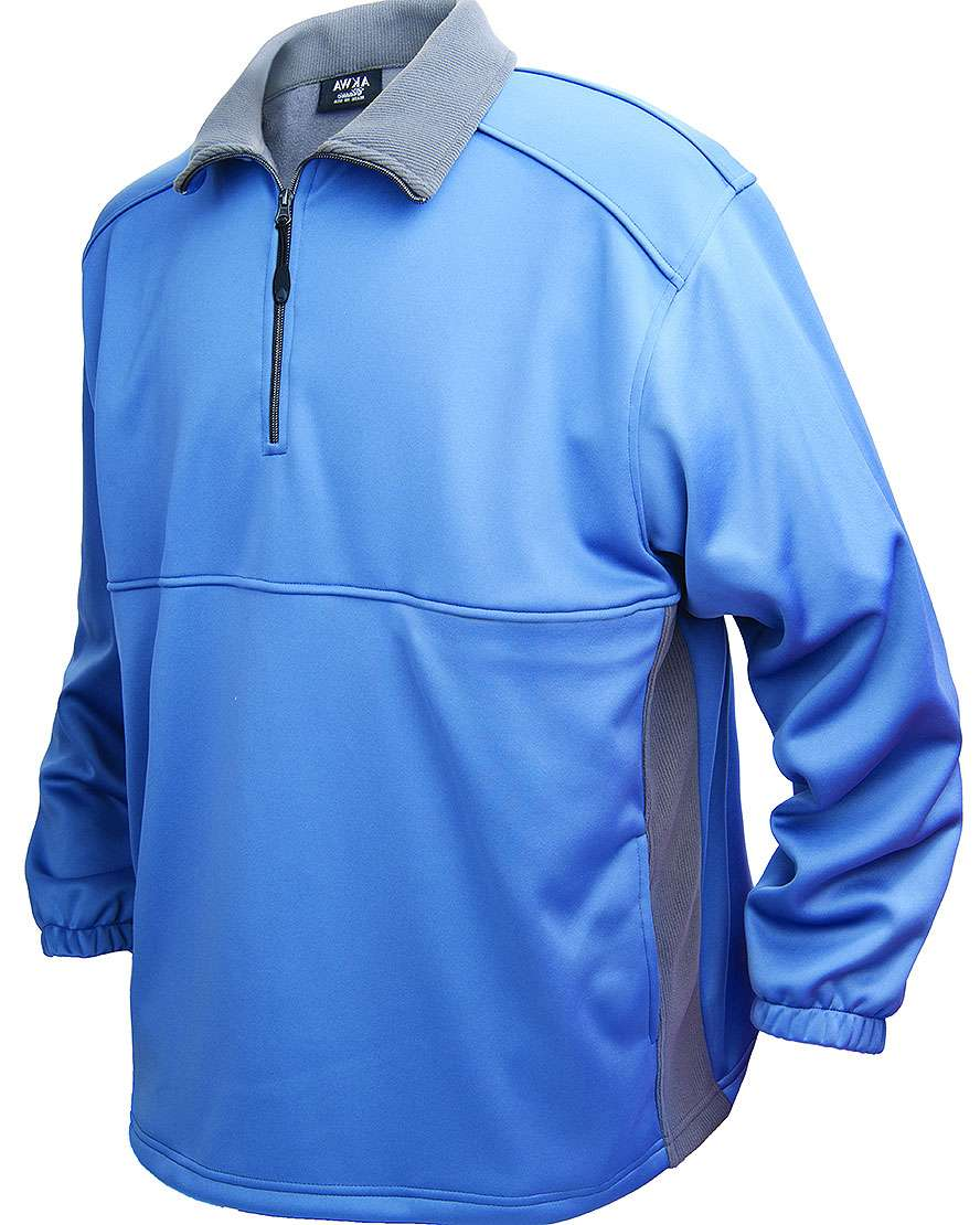 9493-SSF Mens 1/4 Zip Pullover - JACKETS - PRODUCTS