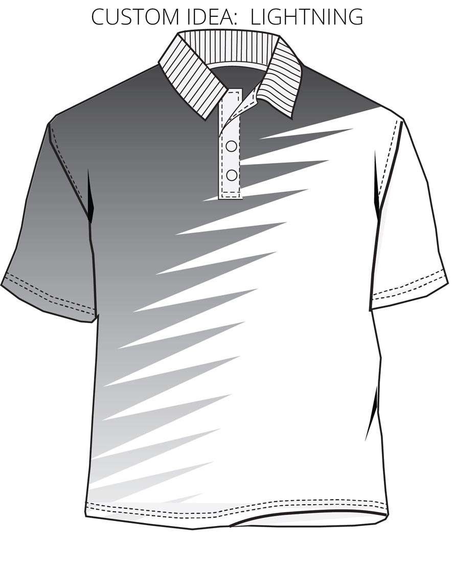 6e8e4e9b9 ... made in usa bamboo charcoal Customizable polo shirt ...