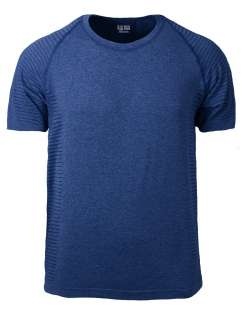1055-MAP Men's Body Mapping Tee