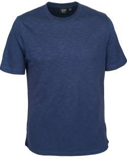 1059-SPK Men's Slub Fashion Tee