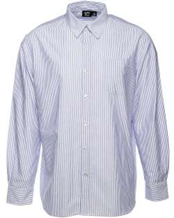 1621-OXF Men's Button Down Shirt