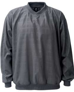 9012-MFE Men's Pullover Windshirt