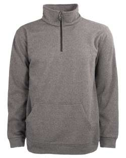 Made in USA PK Fleece Men's Quarter-Zip Pullover