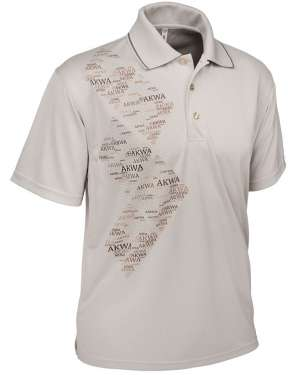 made in usa bamboo charcoal Customizable polo shirt