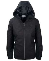 306-WBK Ladies' Full Zip Wind Jacket