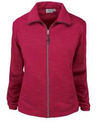 645-TSF Ladies' Full Zip Jacket
