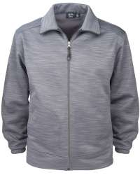 9645-TSF Men's Full Zip Jacket Tiger Stripe Fleece
