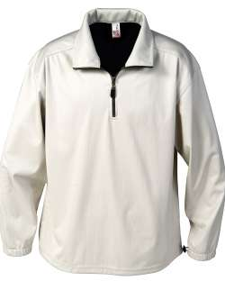 1418-BDJ Men's 1/4 Zip Windshirt