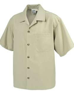 1601-MFI Men's Microfiber Camp Shirt