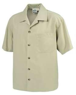 1601-MFI Men's Microfiber Camp Shirt
