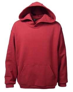 1736-CVC Men's Pullover Fleece Hoodie