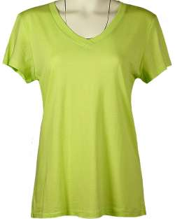 220-BJY Ladies' V-Neck Tee