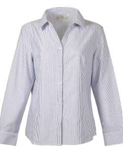 391-OXF Ladies' Button Down Shirt