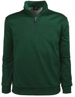 9437-BDI Men's 1/4 Zip Pullover
