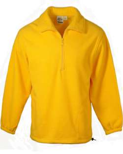 9488-MFL Men's 1/2 Zip Pullover