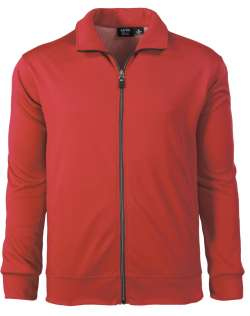 9517-BDI Men's Full Zip Jacket with Pockets
