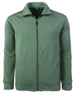 9518-BDI Men's Full Zip Jacket with Pockets