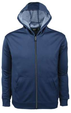 9737-BDI Men's Full Zip Hooded Jacket