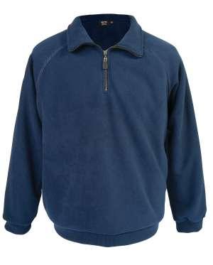 1742-CBF Mens 1/4 Zip Pullover