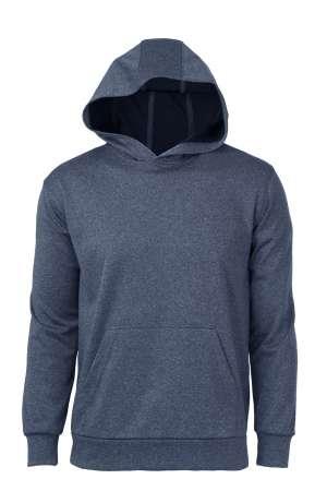 9038-BDI Men's Hooded Pullover