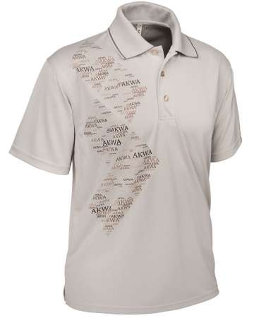 made in usa bamboo charcoal Customizable polo shirt