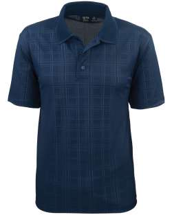 Made in USA Embossed Men's Polo