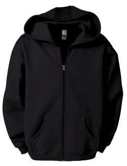 1746-CVC Men's Full Zip Fleece Hoodie