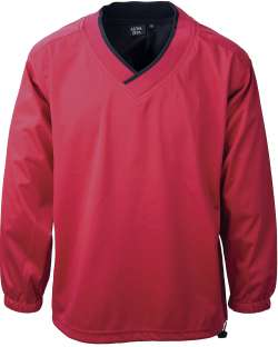 9008-BDJ Men's Pullover Windshirt
