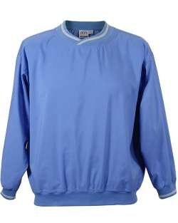 made in usa Microfiber Windshirt Pullover