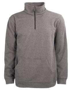 Made in USA PK Fleece Men's Quarter-Zip Pullover