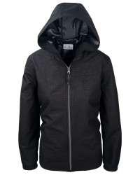 306-WBK Ladies' Full Zip Wind Jacket