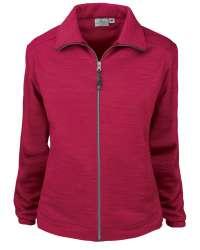 645-TSF Ladies' Full Zip Jacket