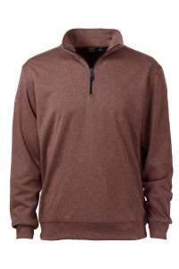 9438-BDI Men's 1/4 Zip Pullover