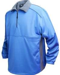 9493-SSF Mens 1/4 Zip Pullover