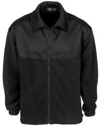 9682-SSE Men's Full Zip Embossed Jacket