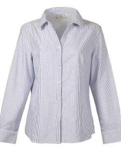 391-OXF Ladies' Button Down Shirt